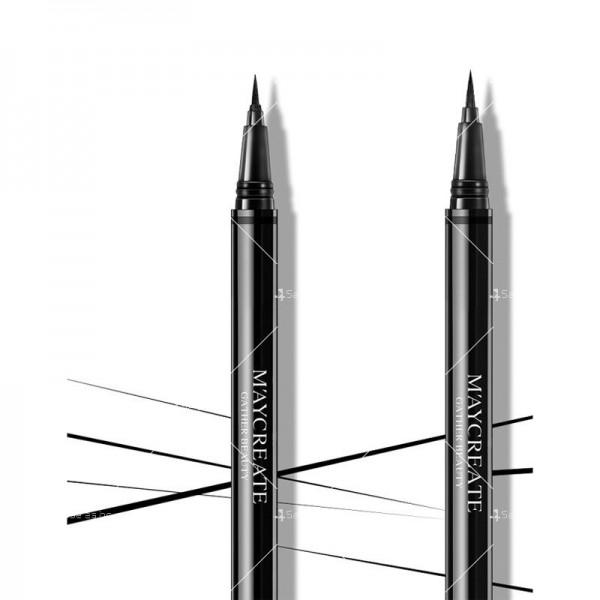 Водоустойчива и бързосъхнеща очна линия с богата текстура HZS355 4