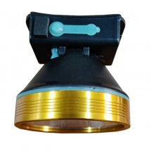 Фенер за глава с обхват 500 метра с голяма светлина фуния FL31
