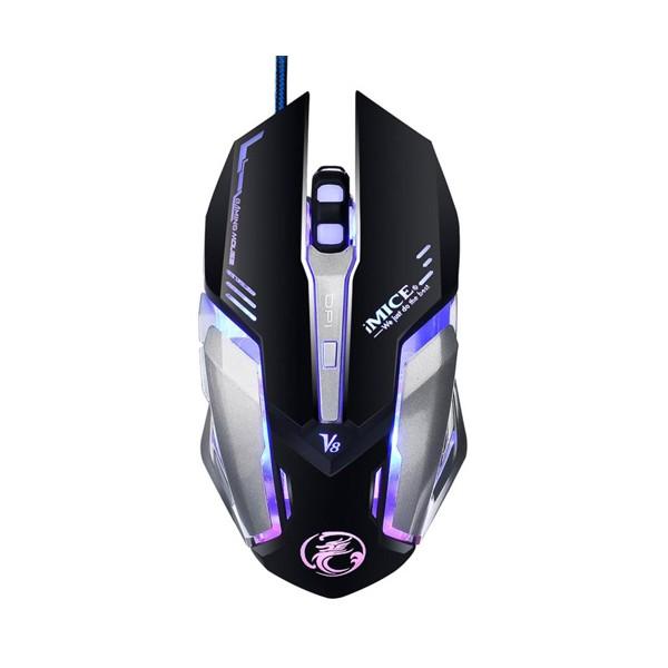 DTIME оптична мишка за лаптопи и компютри 5