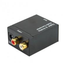 Адаптер за конвертиране на дигитален цифров към аналогов аудио сигнал OXA RCA - DT 18225