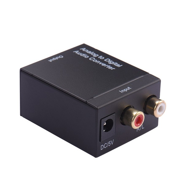 Адаптер за конвертиране на цифров към аналогов аудио сигнал OXA RCA-DT 18225 CA52 6