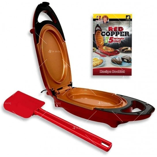 Електрически тиган Red Copper 5 MINUTE CHEF TV960
