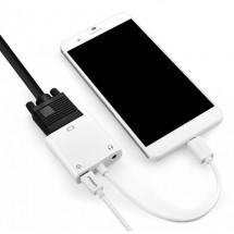 Микро USB, MHL адаптер и преобразувател към VGA 3,5mm Audio CA103