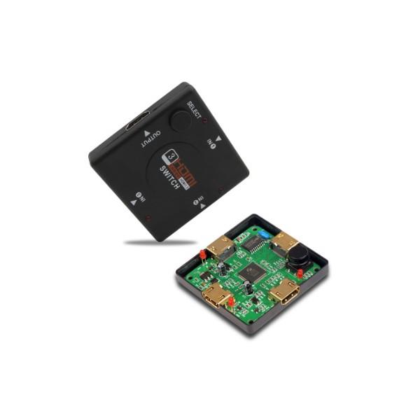 Мини устройство с 4 слота HDMI (за XBOX 360, PS3/4, HD TV BOX Android) CA34 5