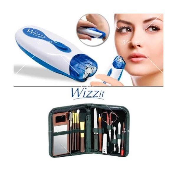 Мини епилатор Wizzit TV213 4