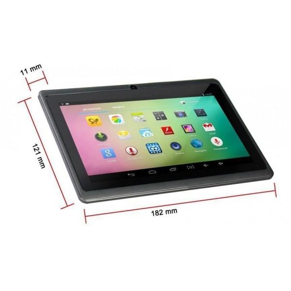 Таблет A88X 7'' Андроид 4.42 БГ меню, две камери и калъф 15
