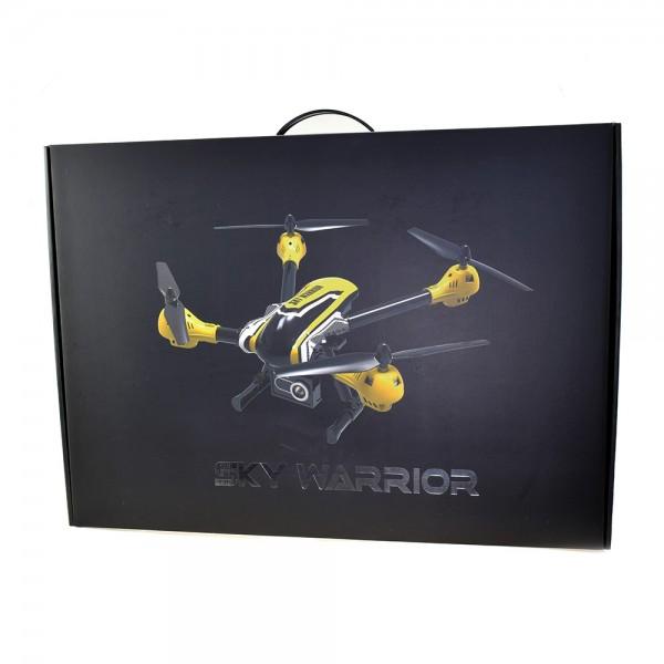 Дрон K70 Sky Warrior: 2016's Best Toy Camera Drone до 300 метра обвхат 3