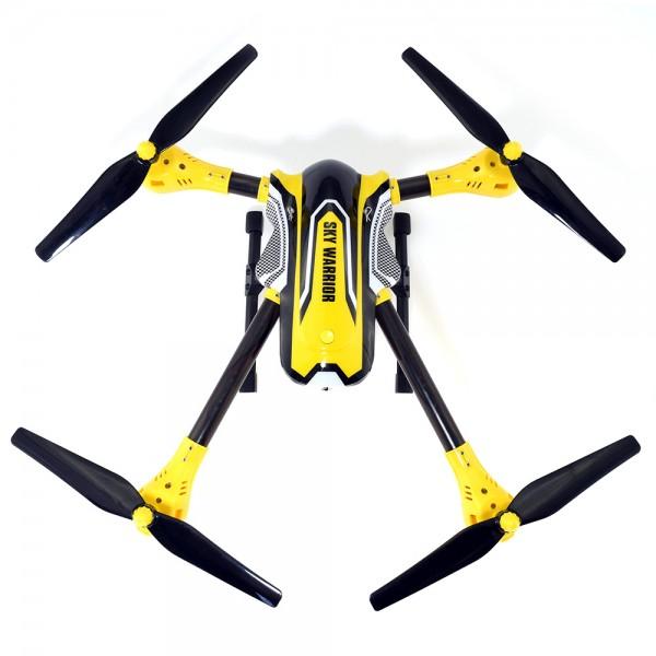 Дрон K70 Sky Warrior: 2016's Best Toy Camera Drone до 300 метра обвхат 6