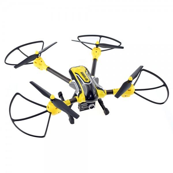 Дрон K70 Sky Warrior: 2016's Best Toy Camera Drone до 300 метра обвхат 7