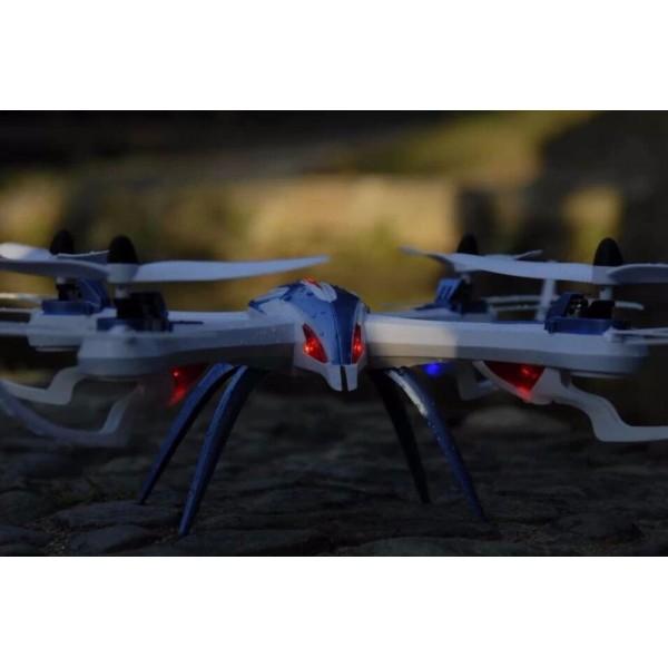 Дрон JJRC H16 Tarantula X6 7.4V 1200 mAh 6 броя 1.5V AA полет до 8 минути 13