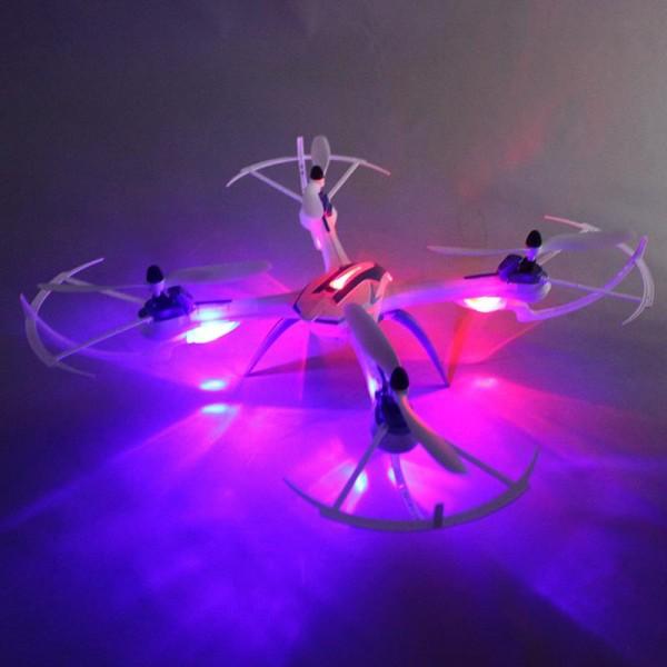 Дрон JJRC H16 Tarantula X6 7.4V 1200 mAh 6 броя 1.5V AA полет до 8 минути 21