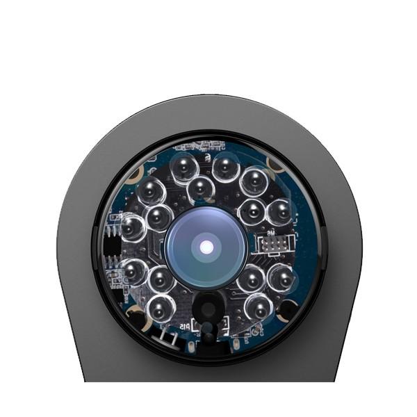 IERMU CMOS Умна камера с цветни лещи и 8 x дигитално увеличение 2