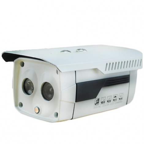 SONY CCD 1200 TVL, IR LED външна охранителна камера