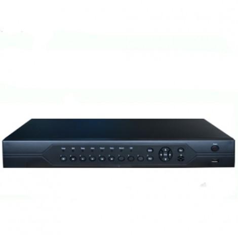 Устройство за запис на видео от камера с 24 канала, HDMI 1080P CCTV DVD