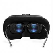 3D Очила за мобилни – VR CASE RK-A1, с бутони за управление и мишка