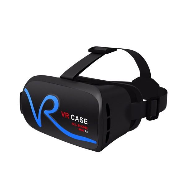 3D Очила за мобилни – VR CASE RK-A1, с бутони за управление и мишка 7