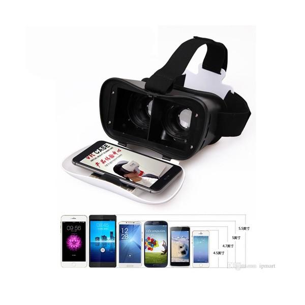 3D очила за виртуална реалност VR BOX Google – за Samsung, Sony, iPhone, Huawei 8