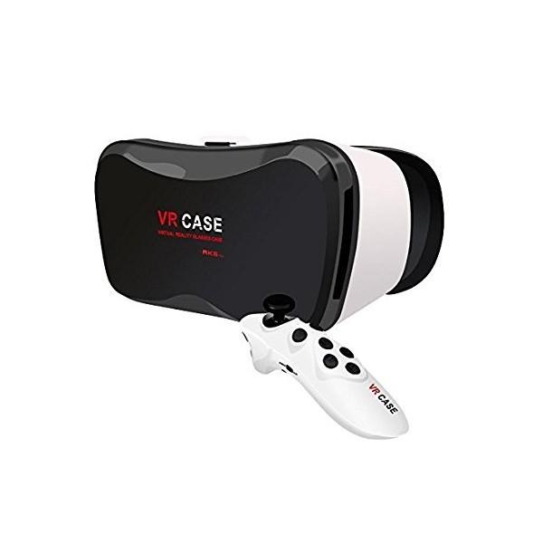 3D очила за виртуална реалност VR BOX Google – за Samsung, Sony, iPhone, Huawei 9