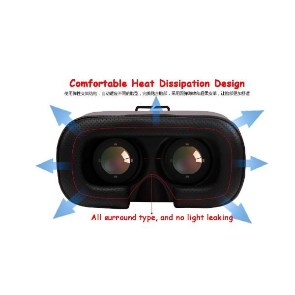 3D очила за мобилни телефони – VR BOX 4,7 – 6 инча iPhone 6,6S 2