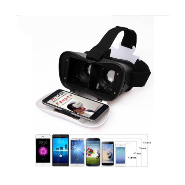 3D очила за мобилни телефони – VR BOX 4,7 – 6 инча iPhone 6,6S 3
