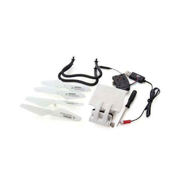 Дрон с HD камера 0.5MP WiFi безжична връзка L6039W 6