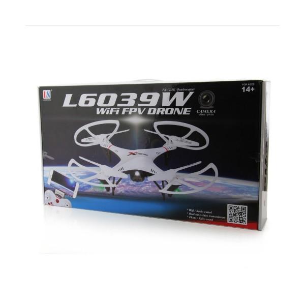 Дрон с HD камера 0.5MP WiFi безжична връзка L6039W 9