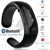 Bluetooth bracelet review смарт часовник