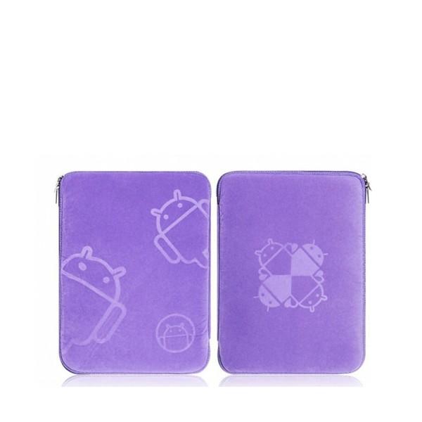 Цветен калъф за таблет 7 инча с цип 6