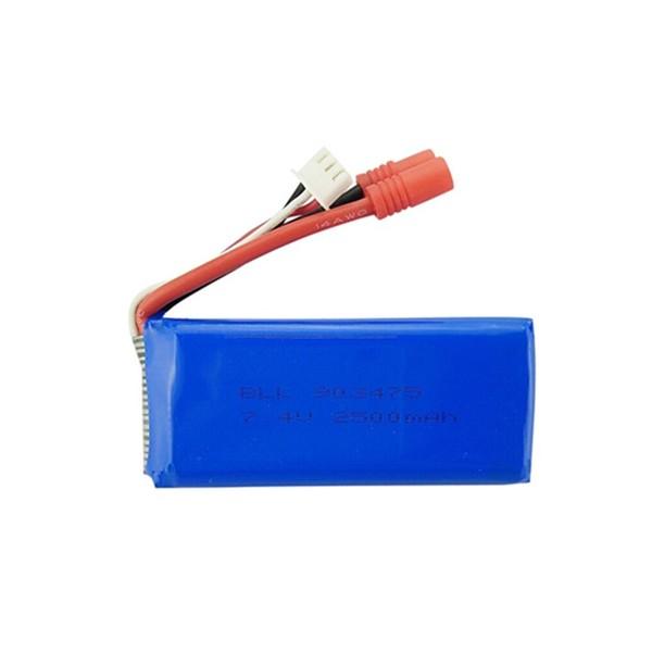 Батерия за дрон Syma X8W 7.4V съвместима с X8G X8C X8W X8G X8HC X8HW X8HG