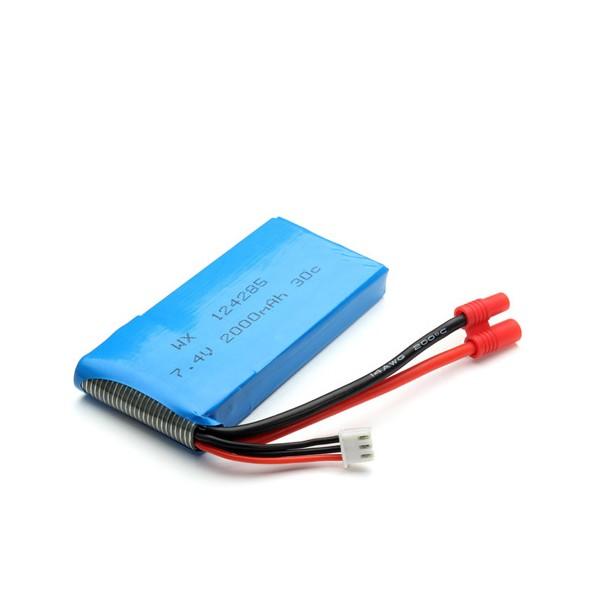 Батерия за дрон Syma X8G 7.4V съвместима с модели X8C X8W X8G X8HC X8HW X8HG 4