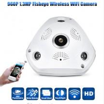 CCTV Wi-Fi 1,3MP 3D камера с инфрачервено нощно виждане