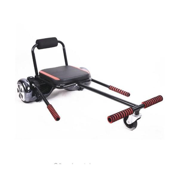 HOVERKART H101 седалка за ховърборд от неръждаема стомана и мемори пяна 3