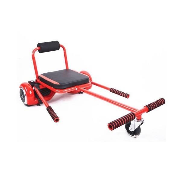 HOVERKART H101 седалка за ховърборд от неръждаема стомана и мемори пяна 5