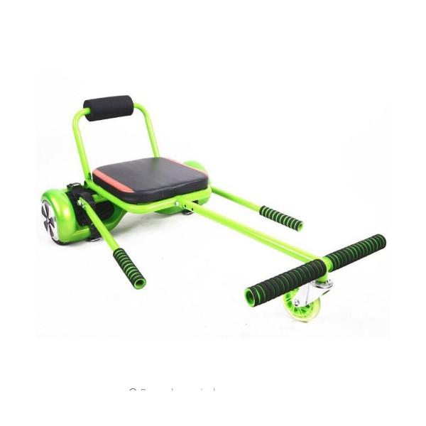HOVERKART H101 седалка за ховърборд от неръждаема стомана и мемори пяна 6