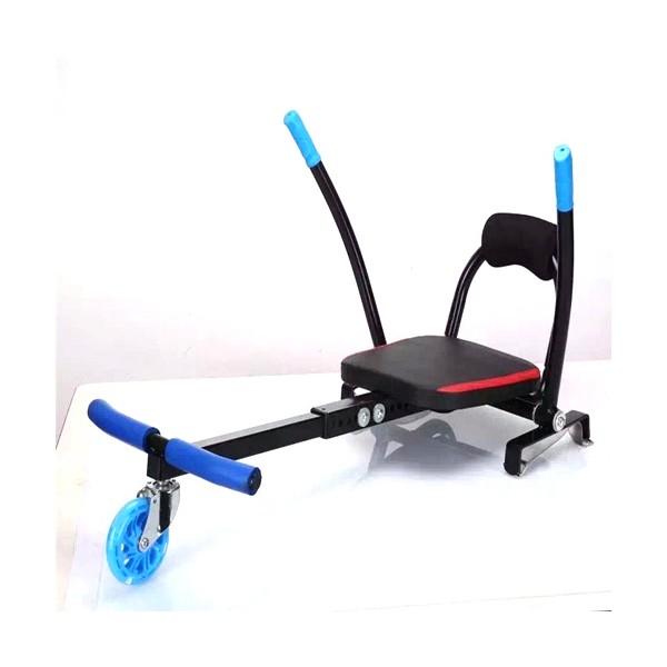 HOVERKART H101 седалка за ховърборд от неръждаема стомана и мемори пяна 7