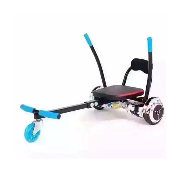 HOVERKART H101 седалка за ховърборд от неръждаема стомана и мемори пяна 8