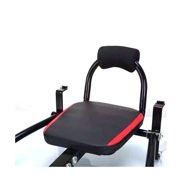 HOVERKART H101 седалка за ховърборд от неръждаема стомана и мемори пяна 15