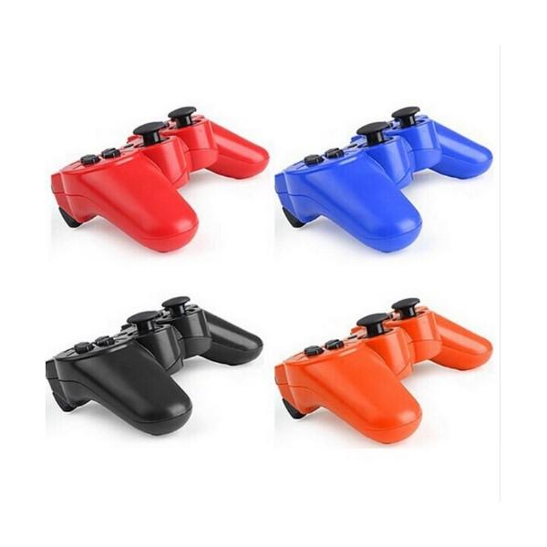 Безжичен джойстик с Bluetooth за Play Station 3 в 11 различни цвята 4