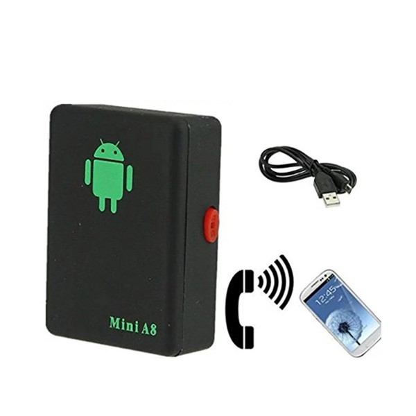 Проследяващо устройство Mini A8 GPRS 7