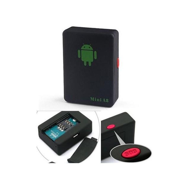 Проследяващо устройство Mini A8 GPRS 11