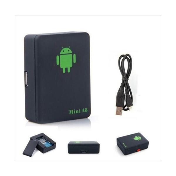 Проследяващо устройство Mini A8 GPRS 12