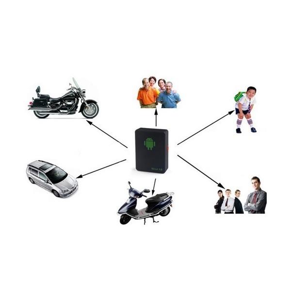 Проследяващо устройство Mini A8 GPRS 14