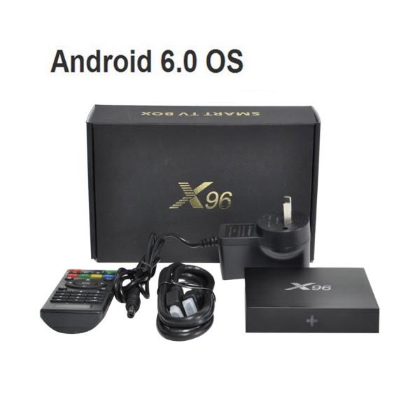 Мултимедиeн плеър Android TV 8GB 4K 3