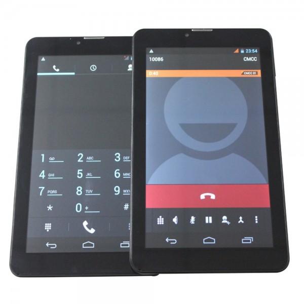 Moonar 7 най-новият 7 инчов телефон -таблет с две сим карти и Вграден GPS PC705 6