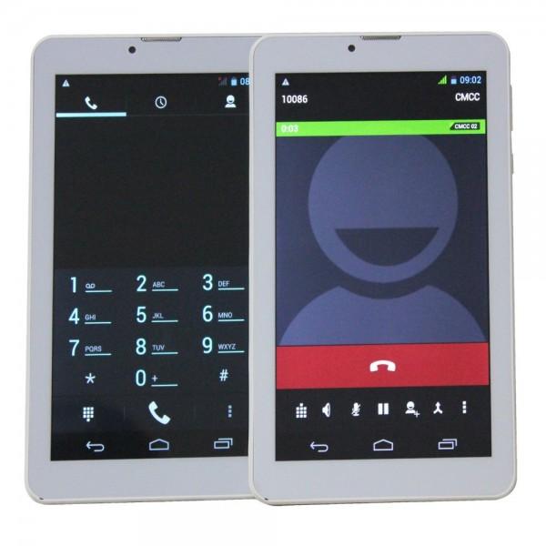 Moonar 7 най-новият 7 инчов телефон -таблет с две сим карти и Вграден GPS PC705 8