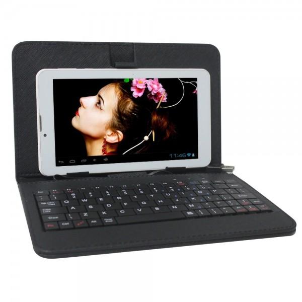 Moonar 7 най-новият 7 инчов телефон -таблет с две сим карти и Вграден GPS PC705 10