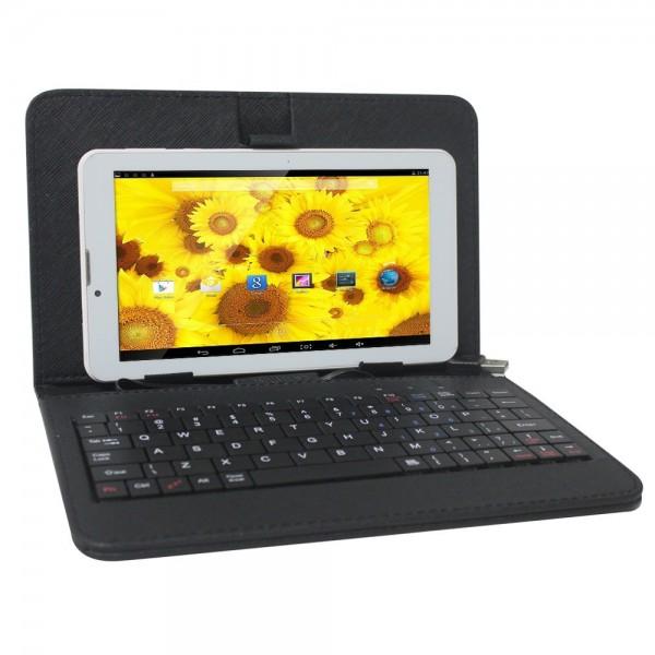 Moonar 7 най-новият 7 инчов телефон -таблет с две сим карти и Вграден GPS PC705 11