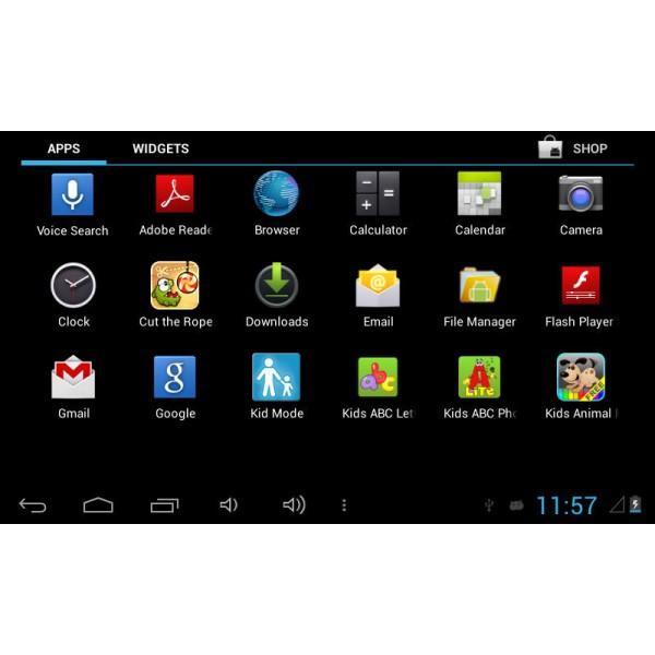 Нов модел таблет -7 Android 4.2 1GB RAM, две камери 16
