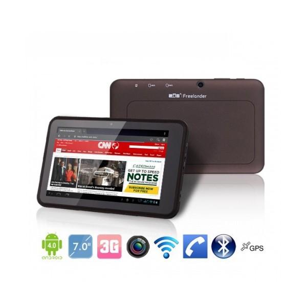 FreeLander 3G таблет с двуядрен процесор 11