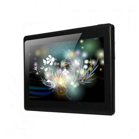 "7"" A33 Google Android 4.4 Quad Core Camera 1GB +4GB Таблет PC WiFi"